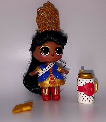 LOL Surprise Doll Makeover Series #Hairgoals HER MAJESTY Hair Goals (Glam Club)