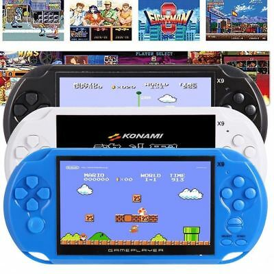 """5"""" X9 Portable Handheld Video Game Console 3.0MP Camera 32bit 8GB Kids Gift"""