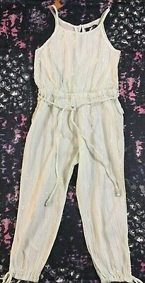 Fred Bare Size 4 Girls Playsuit Jumpsuit