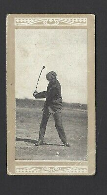Marsuma - Famous Golfers & Their Strokes - #7 James Braid