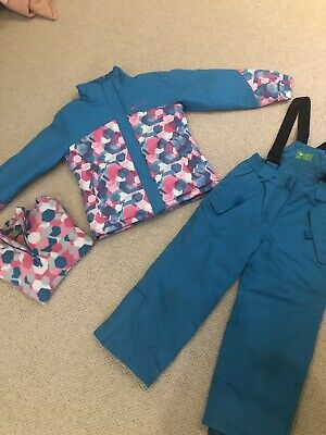 Girls Ski Outfit Age 4