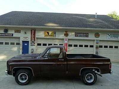1980 Chevrolet C-10  1980 GMC SIERRA SHORT BED NOT C10.....V8...BEAUTIFUL PAINT....NICE INTERIOR