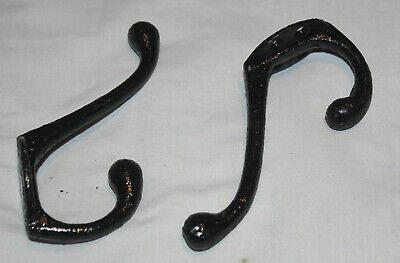 Coat Hooks Vintage Antique.,.