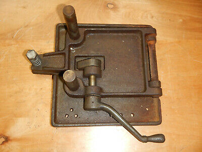 """Vintage Delta Rockwell 20"""" Drill Press Cam Action Motor Mount Assembly"""