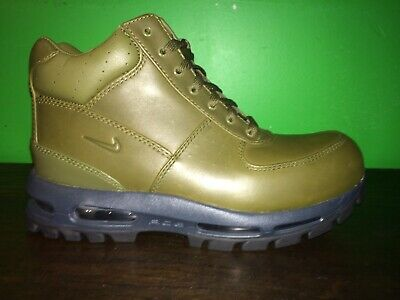 NIKE AIR MAX Goadome ACG Leather Boot Olive $250 Size 7