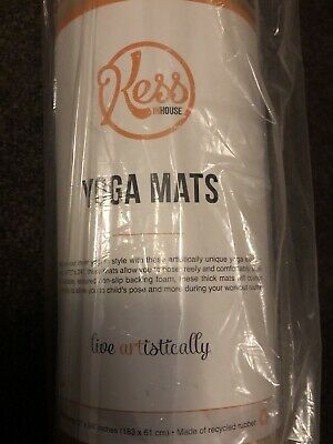 Kess InHouse NINA MAY Yoga Mat