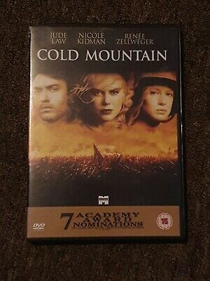 Cold Mountain [DVD] [2004] - DVD  8SVG The Cheap Fast Free Post