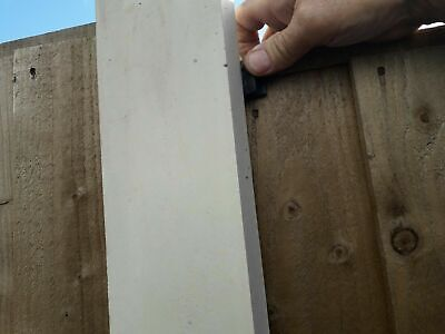 Fence panel wedges (20 pack) stop fence panels rattling in wind, fence wedges