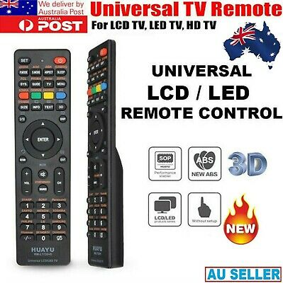 Universal LCD/LED/HD/3D TV Remote For Samsung Panasonic TOSHIBA PHILIPS Haier LG
