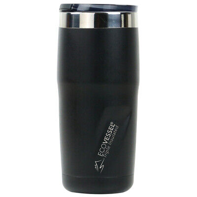 The METRO - Vacuum Insulated Stainless Steel Tumbler - 473ml (EcoVessel)