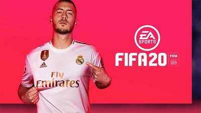 FIFA 20 Champions Edition UPGRADE Digital Download PS4 NOT FULL GAME