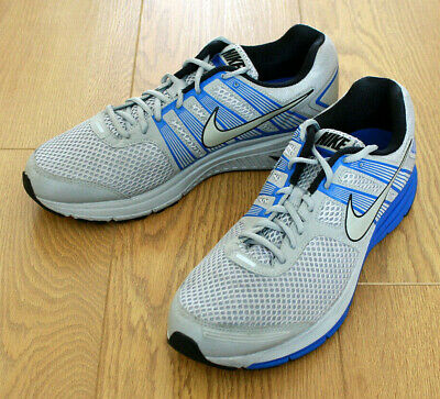 NIKE STRUCTURE 16 Men's Dynamic Support Grey Mesh Road