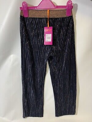 BNWT Girls Ted Baker Ombre Pleated Coulotte Culottes Trousers Partywear Age 5yrs