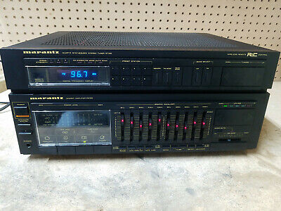 Marantz TA-150 Stereo Tuner and Amplifer with Equalizer