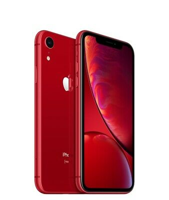 *New With Receipt Apple iPhone 11 RED - 128GB (Unlocked)