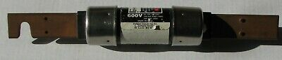 Frs-R-80, Bussmann 80 Amp 600/V/Volts Fusetron Dual-Element Time Delay Fuse Rk5