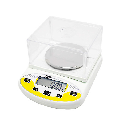 CGOLDENWALL Lab Digital Scales 0.01g Precision Analytical Electronic Balance &