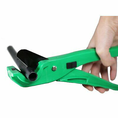 """Irrigation Hose Tubing Cutter Scissor-style Cutting Tool for 1/4""""to 1.25""""OD Pipe"""