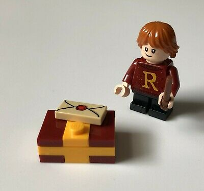 HP437 Lego Custom Harry Potter Minifigure with Dual Sided Faces 10217 4767 NEW