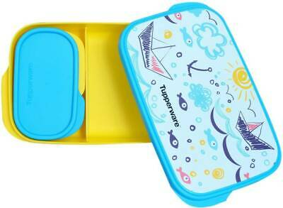 Tupperware Shapes My Lunch 2 Containers Lunch Box  (350 ml)