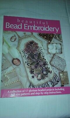 Beautiful Bead Embroidery, by Inspirations Books