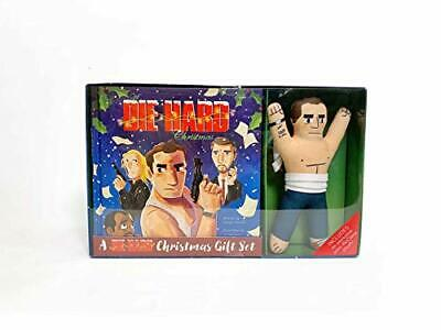 A Die Hard Christmas Gift Set New Hardcover Book