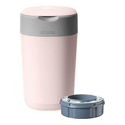 Tommee Tippee Sangenic Nappy Disposal Unit Twist & Click Pink