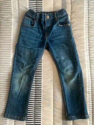 Boys blue jeans from Next 3-4yrs old