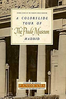 A Colorslide Tour of the Prado Museum : Madrid : Book, Slides and 7 Inch Vinyl R