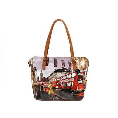 Y Not? Yes 319fo Happy Hour Donna Tote Bag Borsa