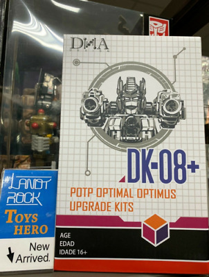 Transformers toy DNA DK-08EX  Upgrade Kits for POTP Throne of the Optima Primes