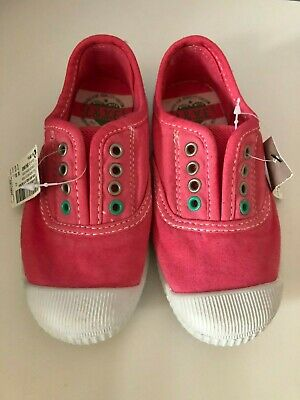 New Toddler Girls Next Pink Trainers size 9UK/26.5EU