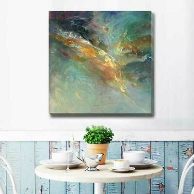 Intangable Abstract Stretched Canvas Print Framed Wall Art Decor Painting A379