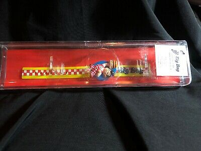 Collectible 1999 Frisch's, Bobs, or Shoneys Big Boy Watch with hamburger