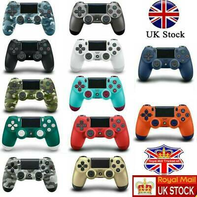 UK 12 Colour PS4 Wireless Game Controller PlayStation Dualshock 4 For SONY PS4