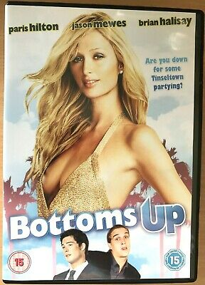 "Fondo Up DVD 2006 Hollywood Scena Commedia W / Paris Hilton +Jason "" Jay "" Mewes"