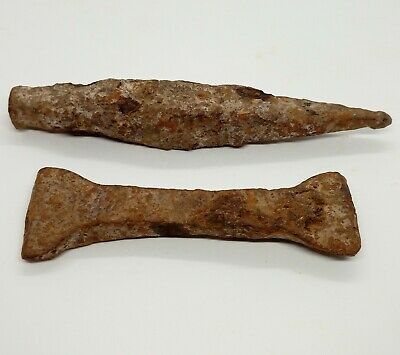 Iron Jewelry Anvil  / Blacksmith / Tool Jeweler / Scythian 500-100BC.  Rare