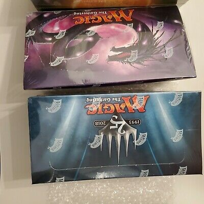 Magic:The Gathering Booster Box Set Eternal, Iconic, Masters 25, Ultimate Master