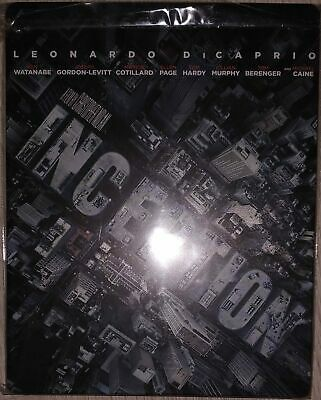 [Blu-ray] Steelbook Inception - COMME NEUF