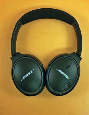 Bose Soundlink Around-Ear Wireless Headphones II - Black - Used