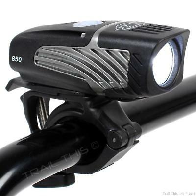 Niterider Lumina Micro 850 Lumen Cree LED Bike Headlight Li-Ion USB Rechargeable