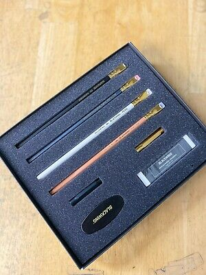 *New* Palomino Blackwing Starting Point Pencils Set Mixed, 100% Authentic!