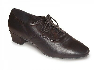 Freed 6692L Leather Lace Up Ballroom Dance Shoes