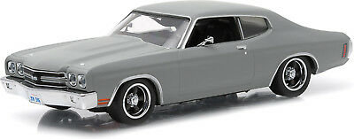 Fast & Furious - Dom's 1970 Chevrolet Chevelle SS - 1:43 scale Greenlight