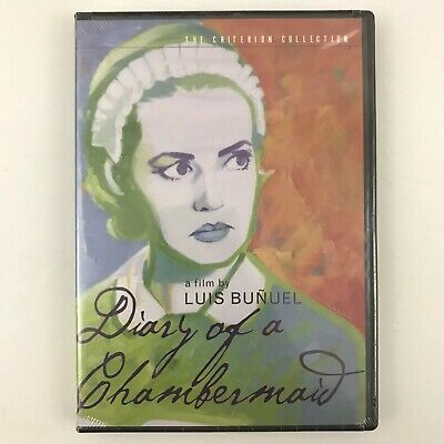 Diary of a Chambermaid DVD 2001 Criterion Collection NEW SEALED Luis Bunuel