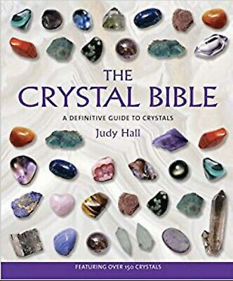 The Crystal Bible by Judy Hall p.d.f  🔥(2003)