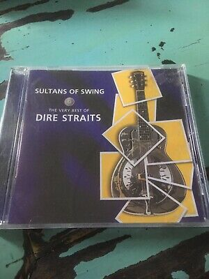Dire Straits Sultans Of Swing The Very Nest Of CD