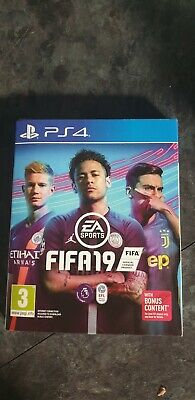 Fifa 19 (PS4) Brand New & Sealed UK PAL Free UK Postage latest version update