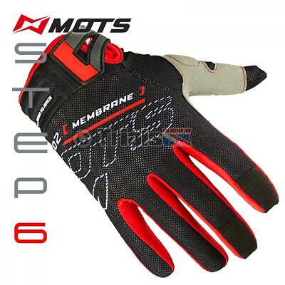 MOTS MEMBRANE Wet Weather Riding Gloves - Trials/Trail/OffRoad/MX