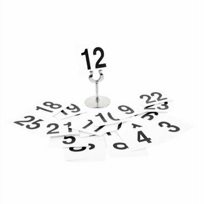 Olympia Table Numbers Set 1-25 GC086 [L2M1]